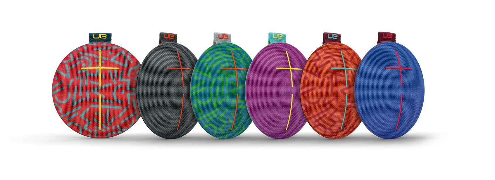 Support for UE MEGABOOM, UE BOOM 2, and UE ROLL 2 wireless speakers.