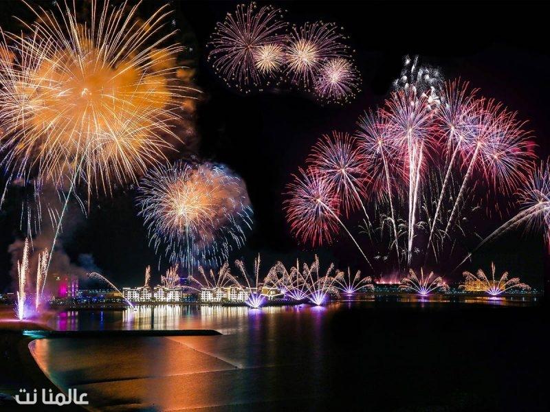 عروض الالعاب النارية في احتفالات راس السنة 2020 عالمنا نت Sydney Opera House Opera House Landmarks