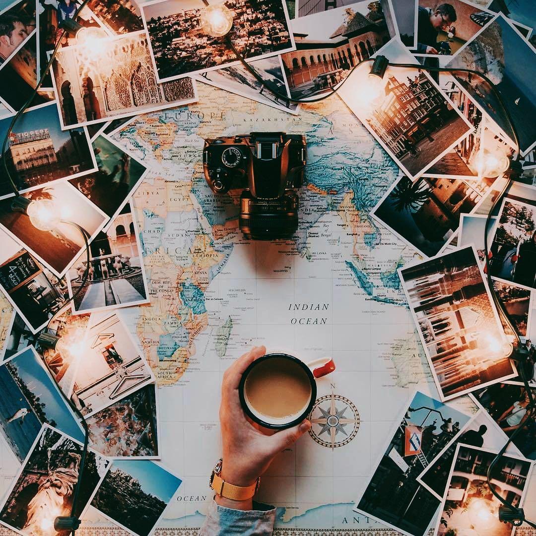 O Mapa Da Nossa Vida Fotografia De Viagem Wanderlust Travel Viagens