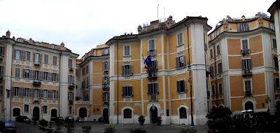 Piazza Sant Ignazio 1727 1728 Filippo Raguzzini We Shape Our