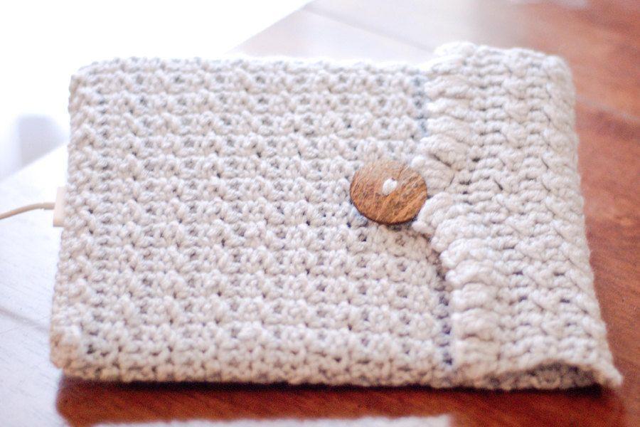 PATTERN ONLY Crochet iPad Cozy/Case Pattern par salemnovelties on ...