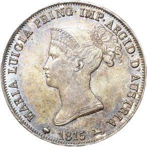 Italy:Parma, Italy: Parma. Maria Luigia Lira 1815,...