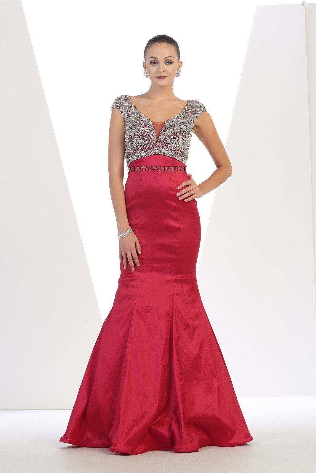 Evening party gown long prom dress formal marine corp birthday