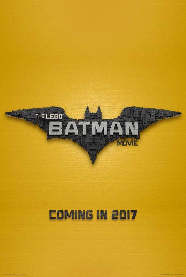 The Lego Batman Logo Poster Entertainment Pinterest Lego