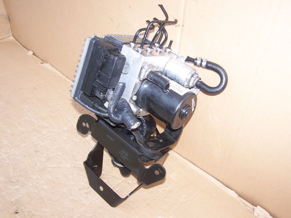 2008 Ford Escape Mercury Mariner Hybrid Abs Pump Module Actuator