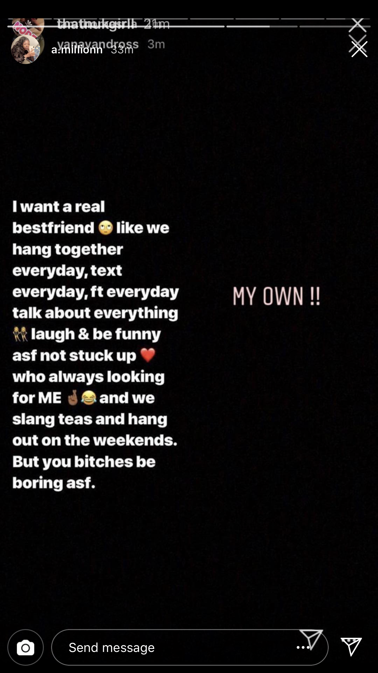 For More Follow Unwanted Bitchh Fact Quotes Rapper Quotes Life Quotes