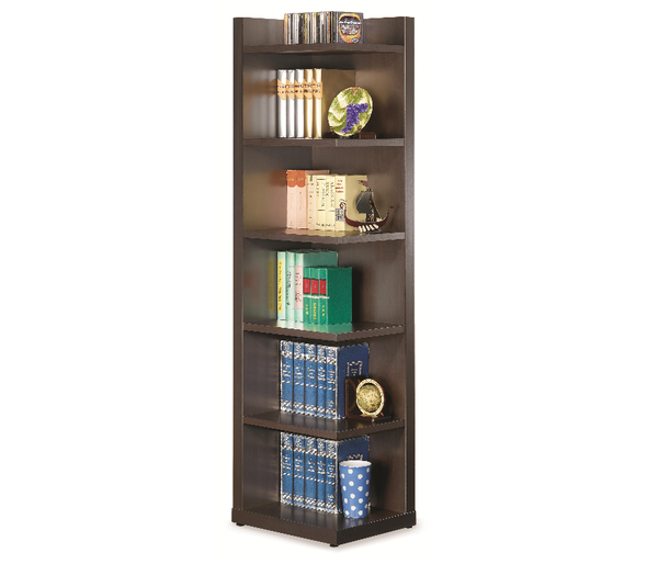 Corner Bookcase With Open Side Corner Bookcase Corner Bookshelves Coaster Fine Furniture