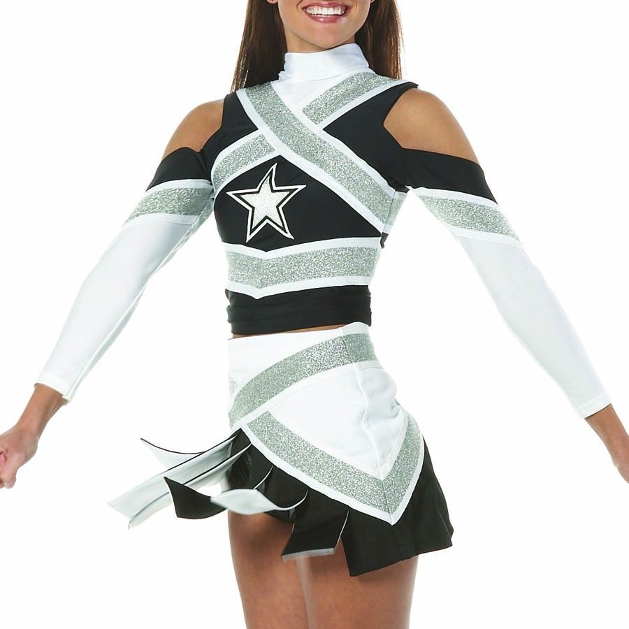 9eccd207994b How to Design Your Own Cheerleading Uniforms