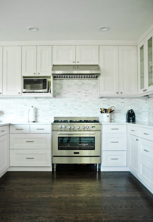 Kitchen Design Concept And My Love/Hate Relationship With IKEA. Ikea White  Kitchen CabinetsIkea ...