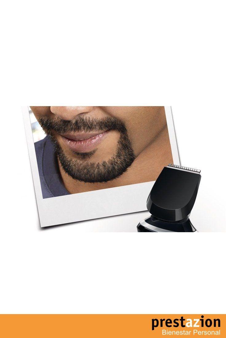 philips qg3320 15 set de arreglo personal serie 3000 con accesorios para barba y nariz.