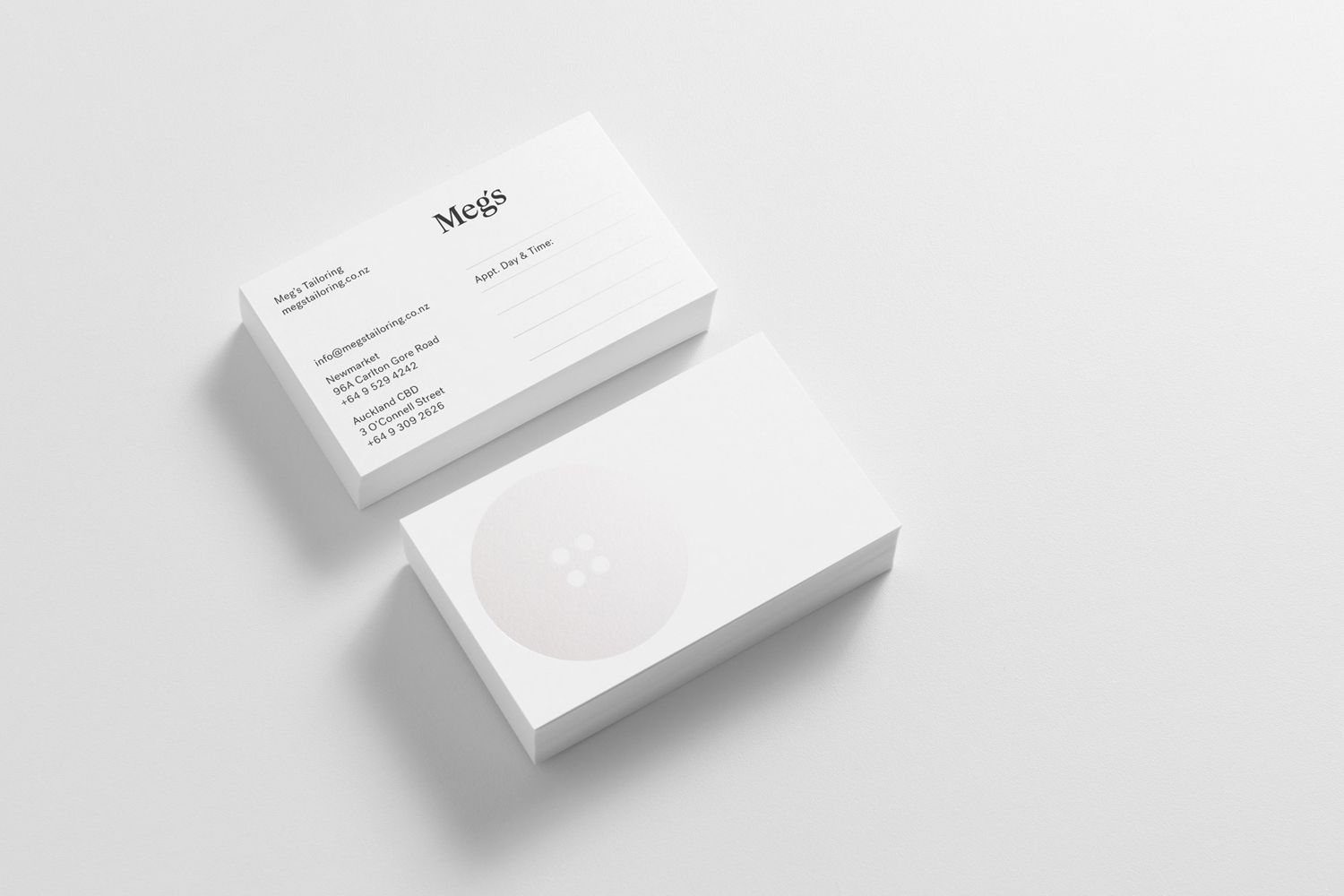 Bro Neill Visual Ideny And Blind Emboss Business Card By Commission Studio Cards Pinterest Brand