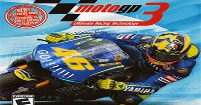 MotoGP 3 - Highly Compressed 135 MB - Full PC Game Free