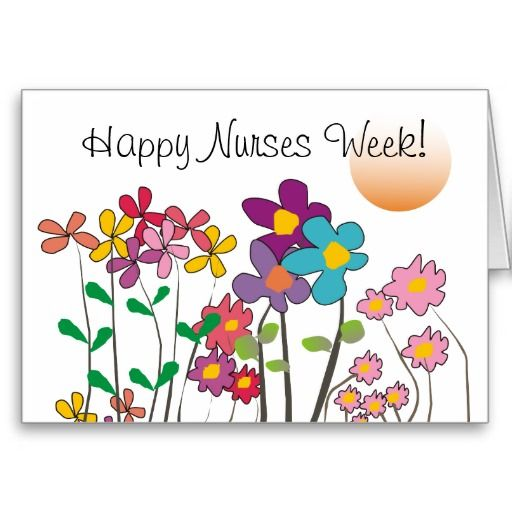 Happy nurse week greeting card nurse week appreciation gifts discover amazing national nurses week cards with zazzle invitations greeting cards photo cards in thousands of designs themes m4hsunfo