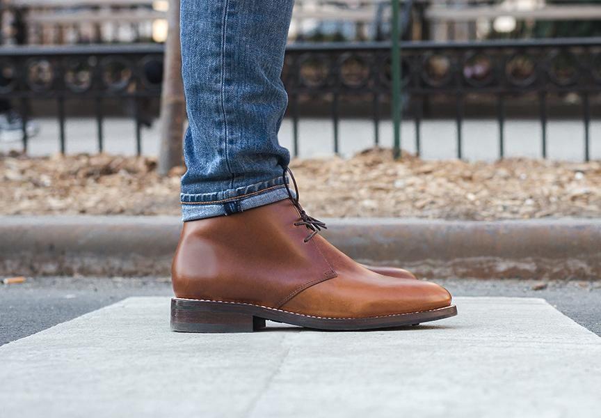 Scout | Caramel | Boots, Desert boots, Fresh shoes