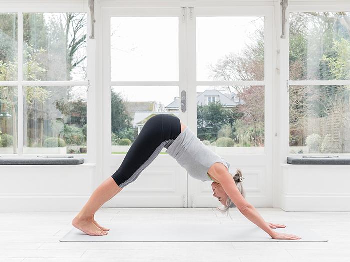 5 Yoga Poses for TotalBody Strength Yoga poses, Yoga