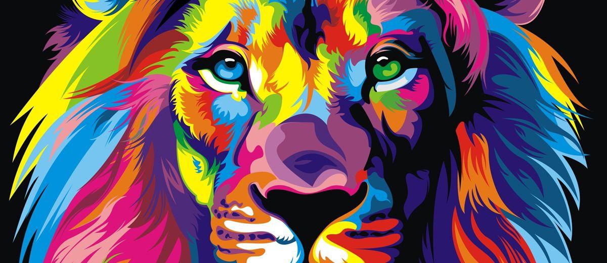 Coloridas Ilustraciones Vectoriales De Animales Por Wahyu Romdhoni