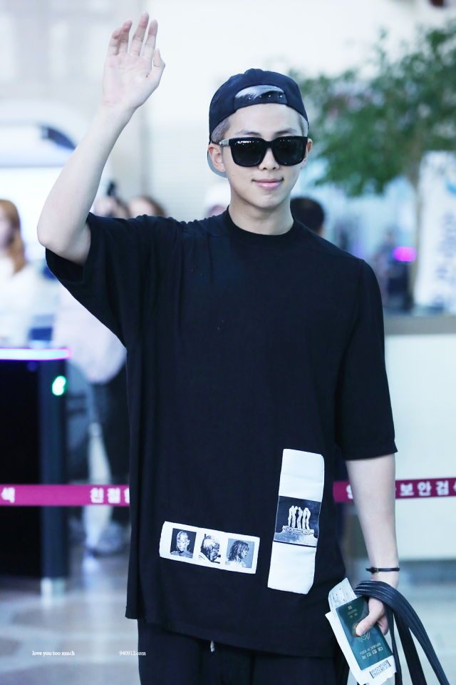 RAPMONSTER || © LOVE YOU TOO MUCH | Do not edit. ~♡