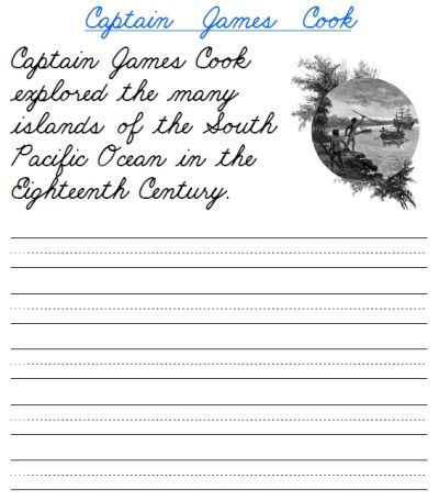 Printable Freebie Of The Day Explorers Cursive Handwriting Set Cursive Handwriting Practice Handwriting Practice Cursive Writing Cursive writing practice worksheets 5th