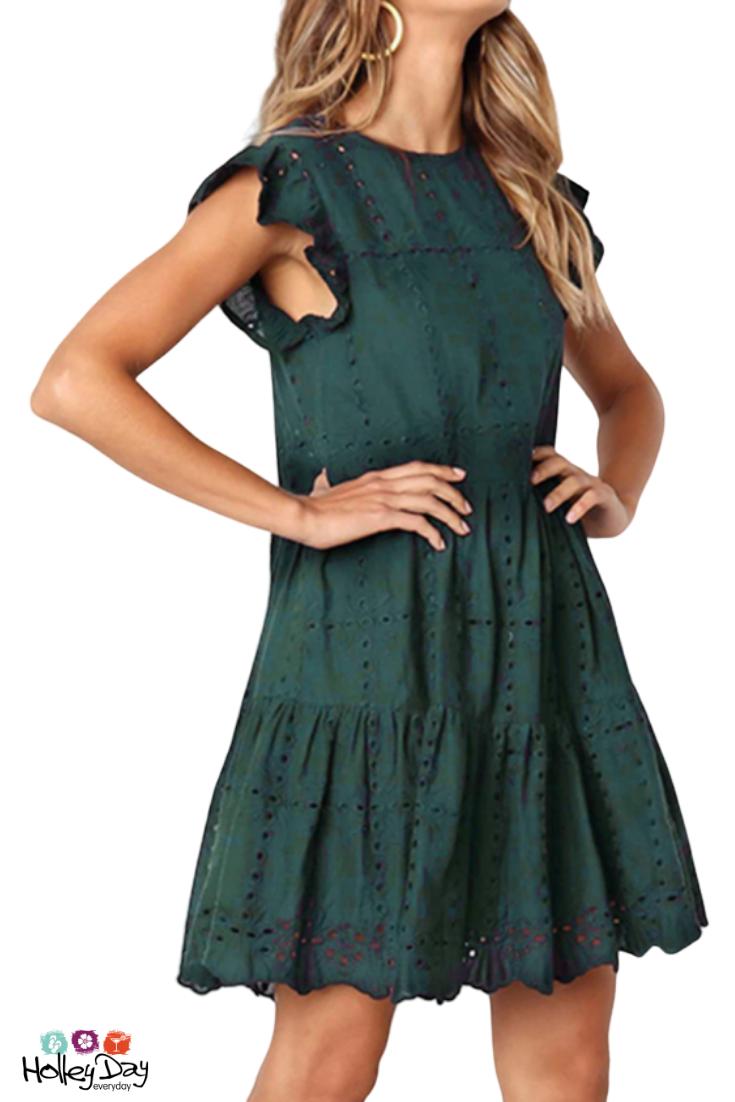 Forest Summer Dress Ladies Mini Dresses Elegant Mini Dress Mini Dress Fashion [ 1102 x 735 Pixel ]