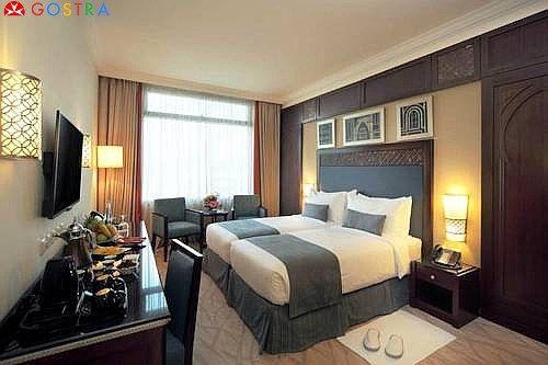 Fancy bedrooms in abraj kudai for Fanciest hotel in the world