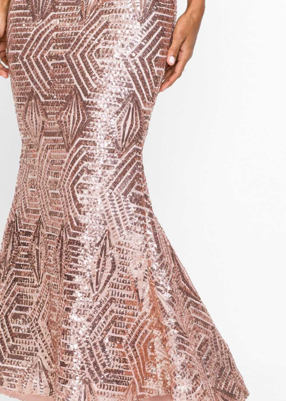 paillettenkleid, bodyflirt boutique | paillettenkleid