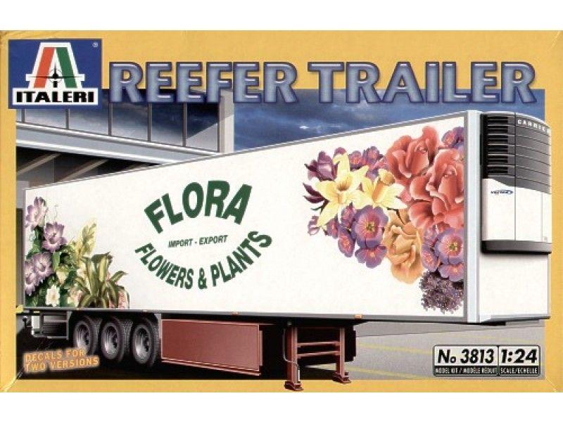 italeri reefer trailer kit - Google Search