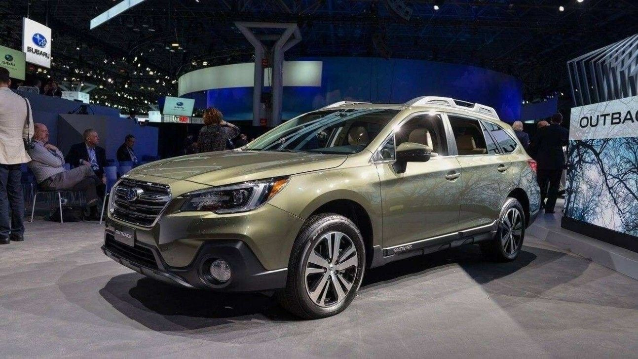 2019 Subaru Outback Turbo Hybrid Specs | Subaru outback ...