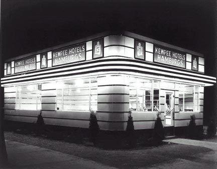 The Kew Burger Restaurant In Downtown Kalamazoo Mi 1940 S 50