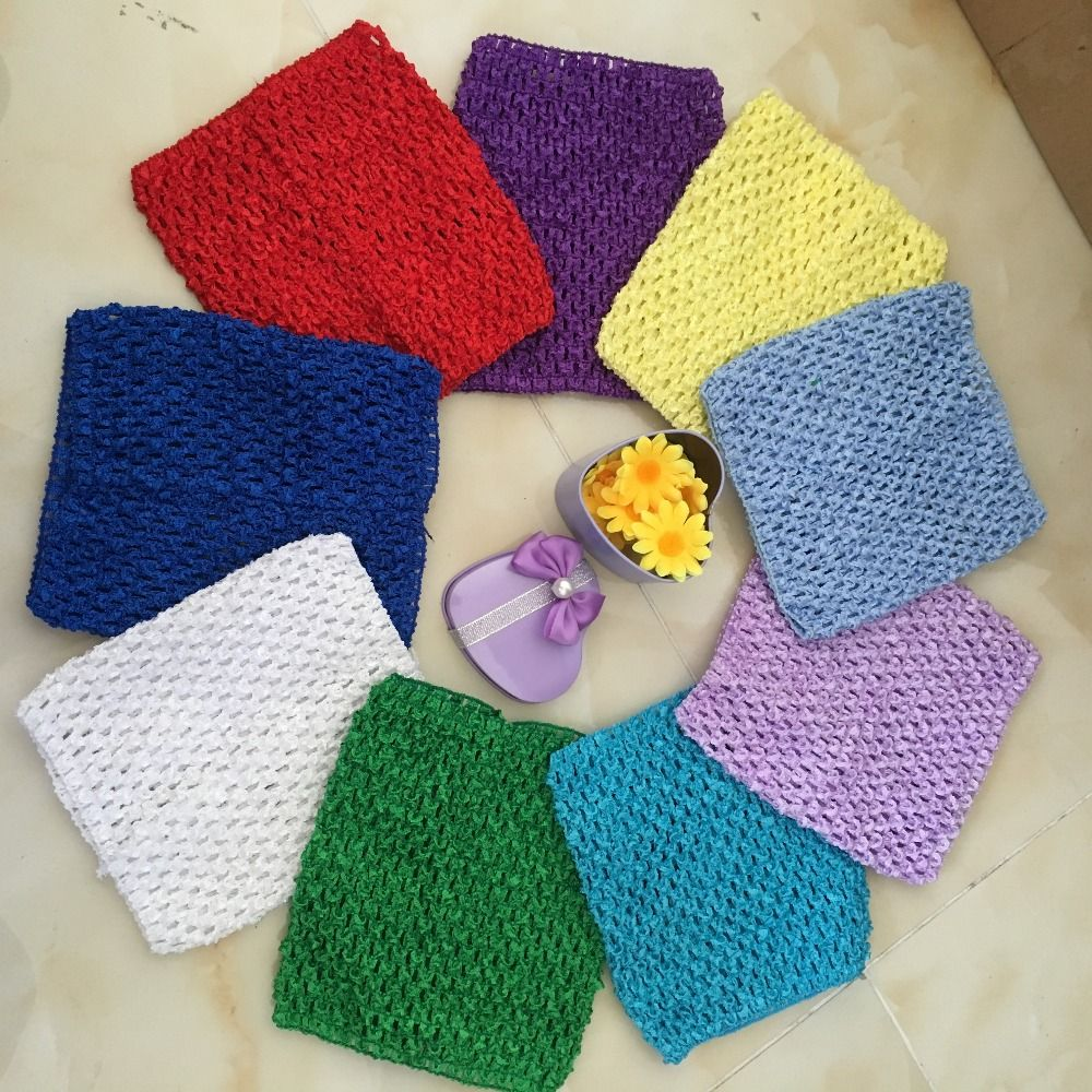 6inch New Tulle Spool Crochet Baby Chest Wrap DIY Tulle