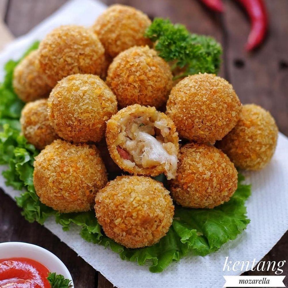 Resep Camilan Kentang Istimewa Resep Makanan Dan Minuman Resep Makanan