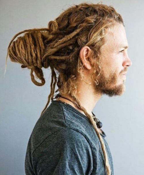 Resultado de imagem para penteados dread masculino