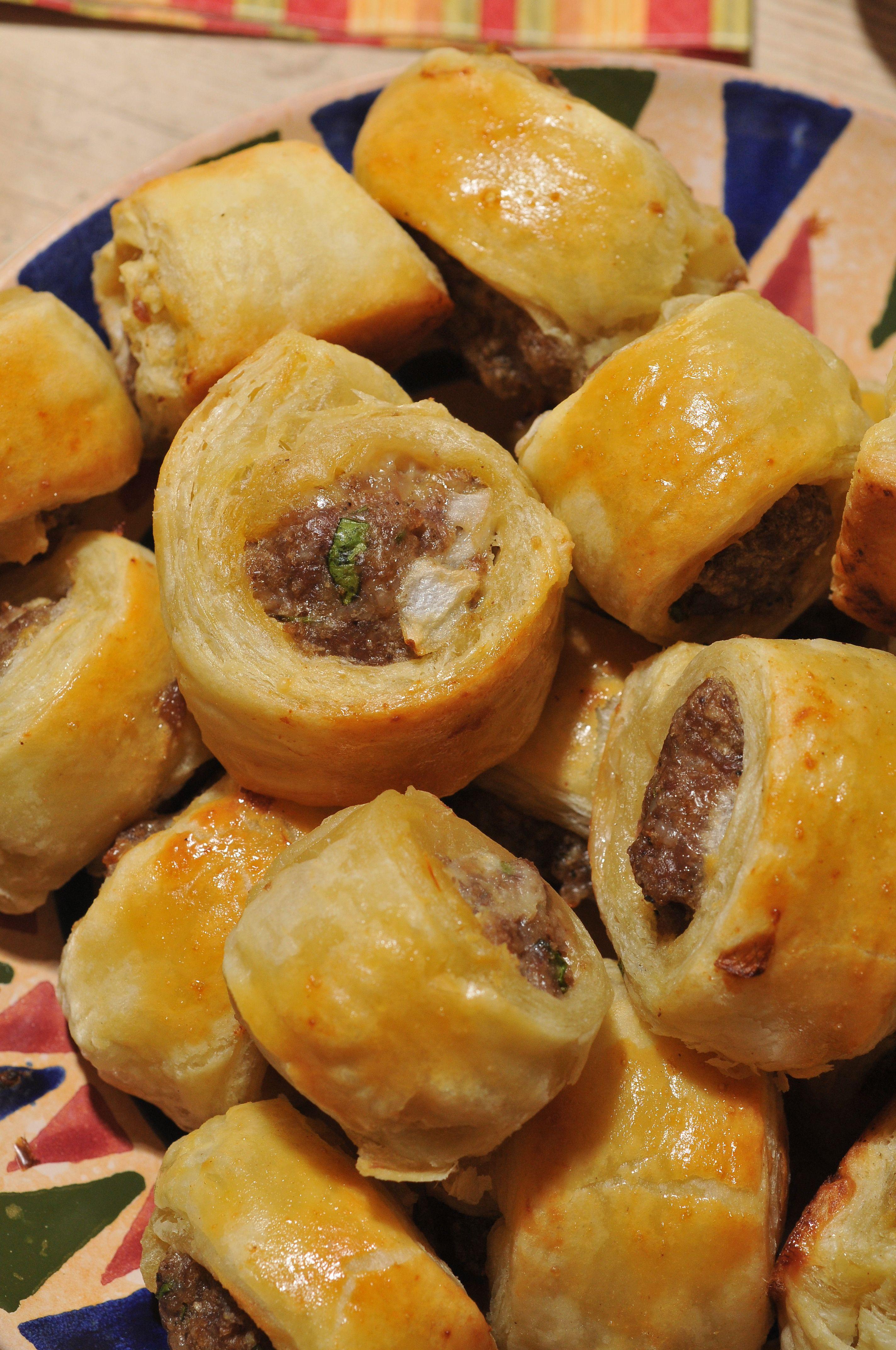 Nov 11 Class – Maddy's Sausage Rolls
