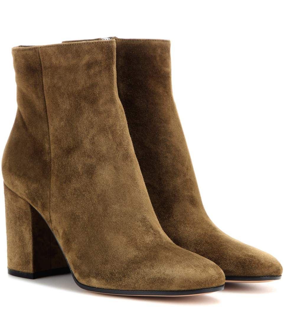 ac3d467c2 mytheresa.com - Rolling 85 suede ankle boots - Luxury Fashion for Women    Designer clothing
