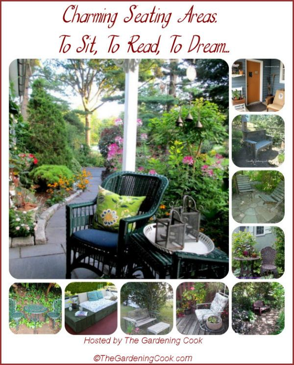 charming garden seating ideas native design | Garden Seating Areas - Favorite Places to Sit, Hide and ...