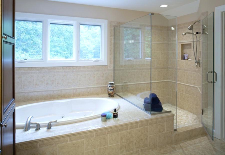 Drop In Tub Shower Combo Bathtubs Idea Deep Bathtub