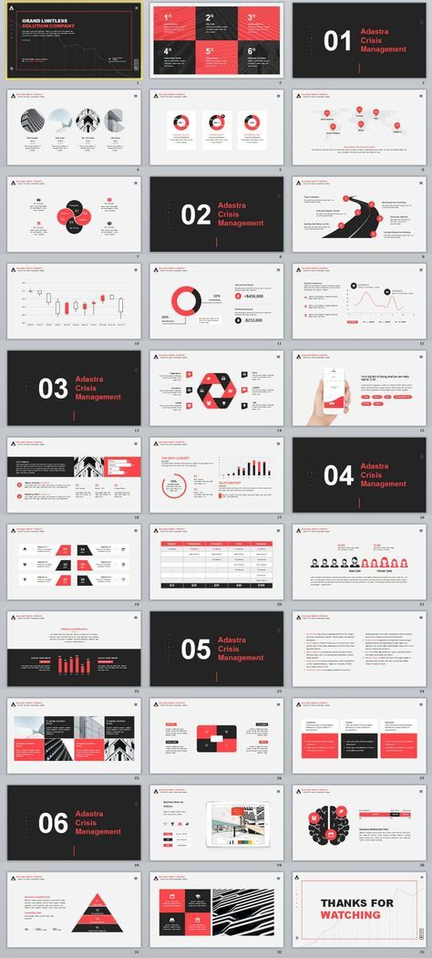 33 Ultimate Solution Company Creative Powerpoint Templates