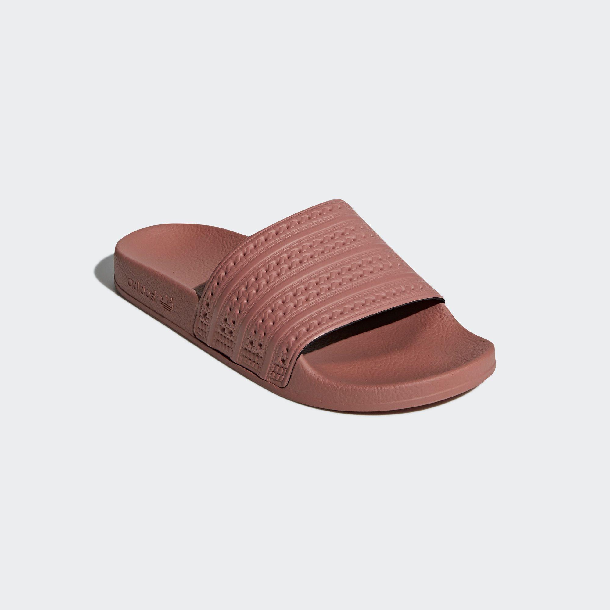 the best attitude 3cd0b 1d7b4 ... adidas Adilette Slides - Pink adidas US half off 3b36e aa7cd ...