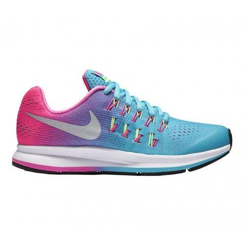 Nike Zoom Pegasus 33 GS/PS Genç /Çocuk Koşu Ayakkabısı