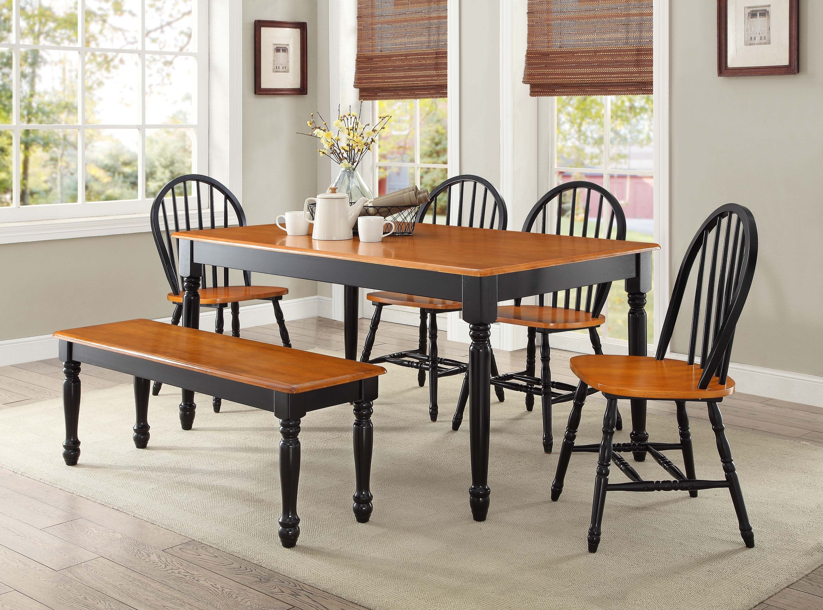 Kitchen And Dining Room Tables And Chairs  Httpsodakaustica Pleasing Cheap Dining Room Table And Chair Sets Decorating Inspiration