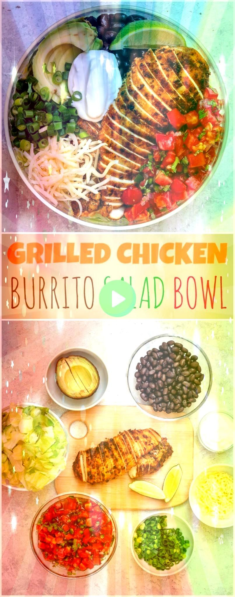 Chicken Meal Prep Bowls 4 Creative Ways for Clean Eating  Clean Food CrushGrilled Chicken Meal Prep Bowls 4 Creative Ways for Clean Eating  Clean Food Crush Healthy Greek...