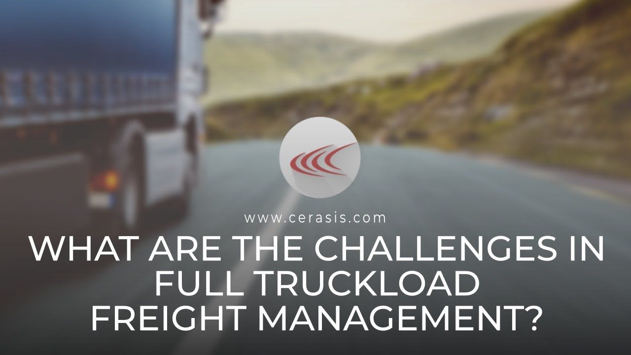 In today's age, full truckload is in-demand, and rates are