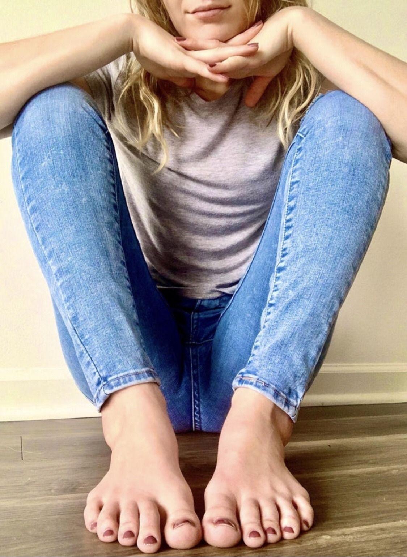 Sexy Mom Feet
