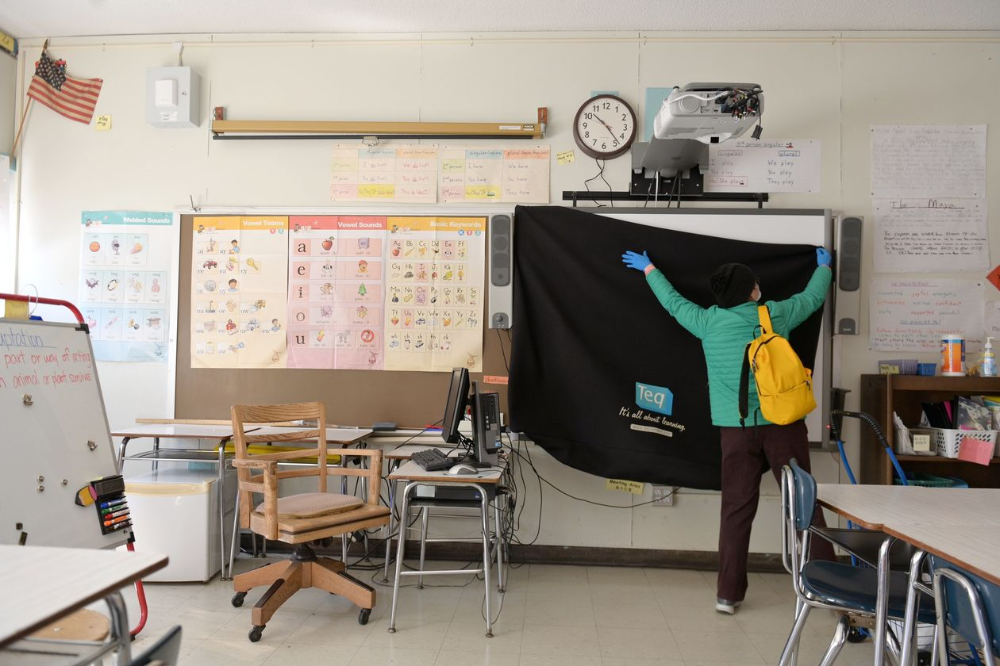 New York City Teachers Push for Specific Safety Measures