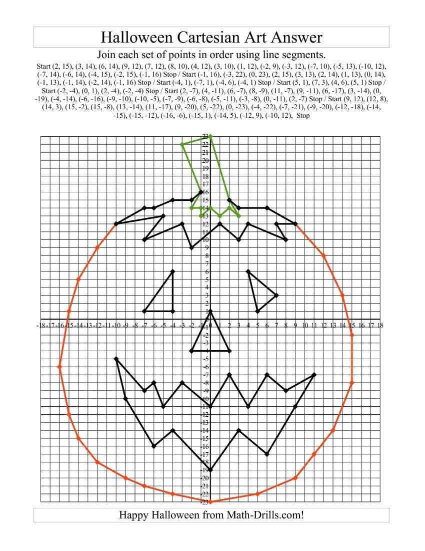 halloween cartesian art | To print the Cartesian Art Halloween ...