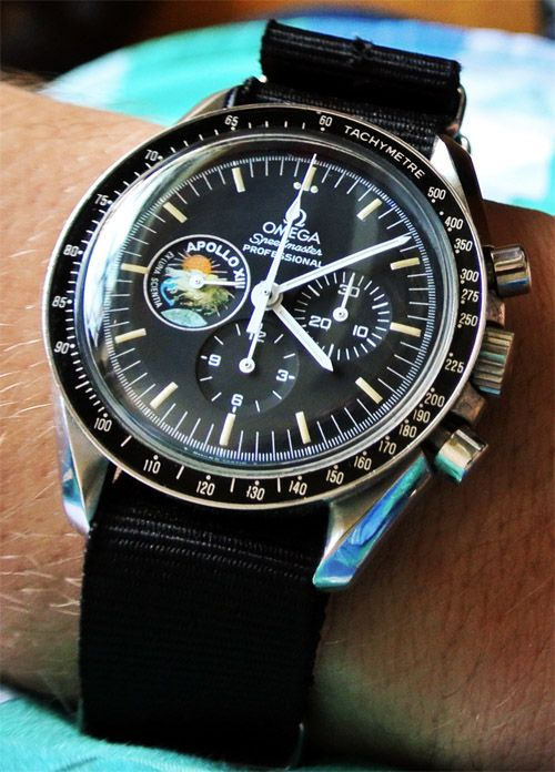 5a073cbd767 Speedmaster Professional Apollo XIII that was introduced by Omega in 1995