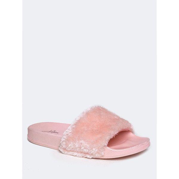 j adams monzi slide sandal 17 liked on polyvore featuring