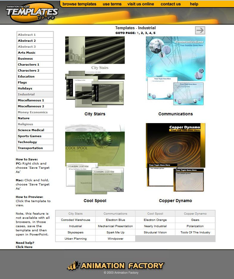 powerpoint animation factory templates to go powerpoint animation factory templates to go vol1 toneelgroepblik Gallery