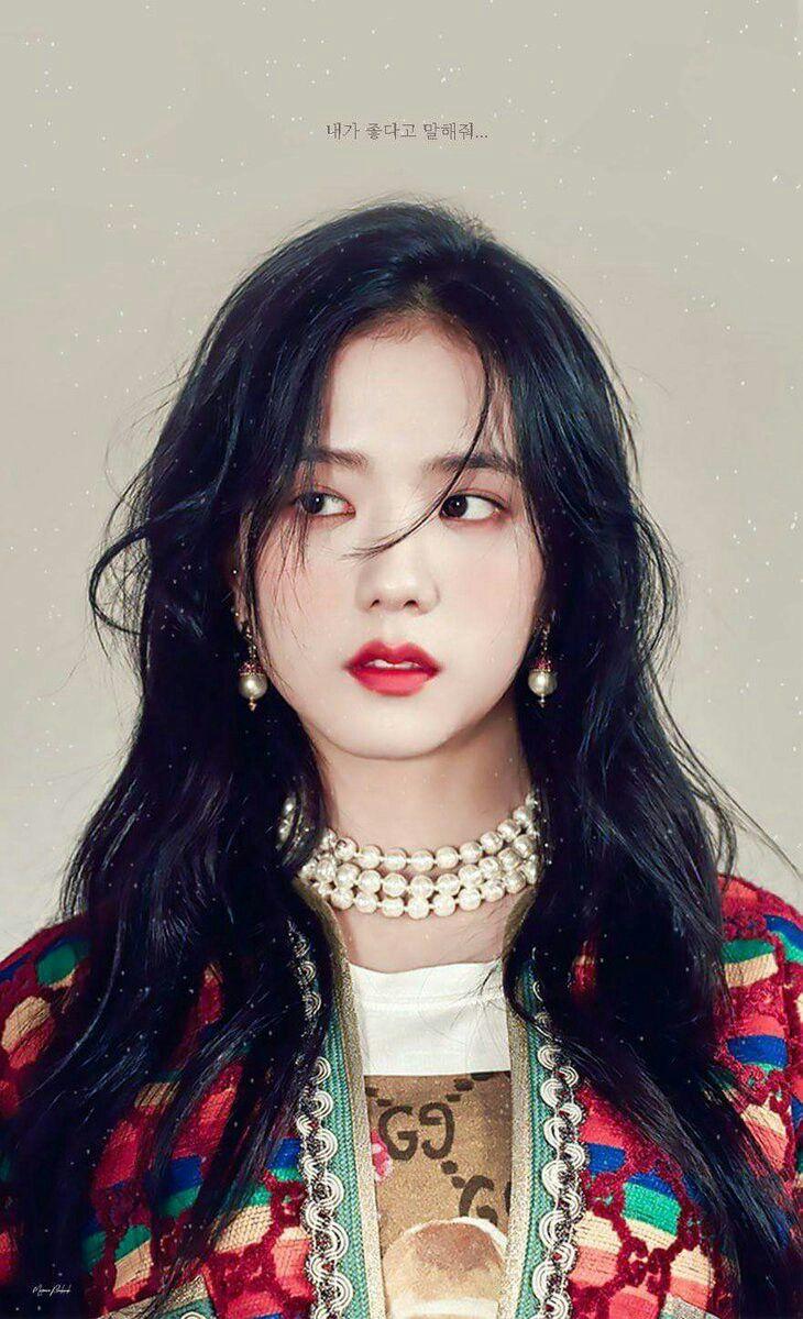 Black Pink Kpop Wallpaper Rose Lisa Jennie Jisoo In 2019