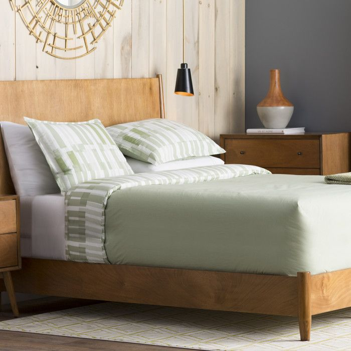 Parocela Panel Bed | My Dream Home | Pinterest