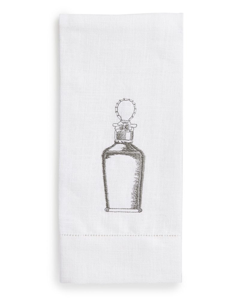 Exclusively Ours - Embroidered Guest Towel, Main View